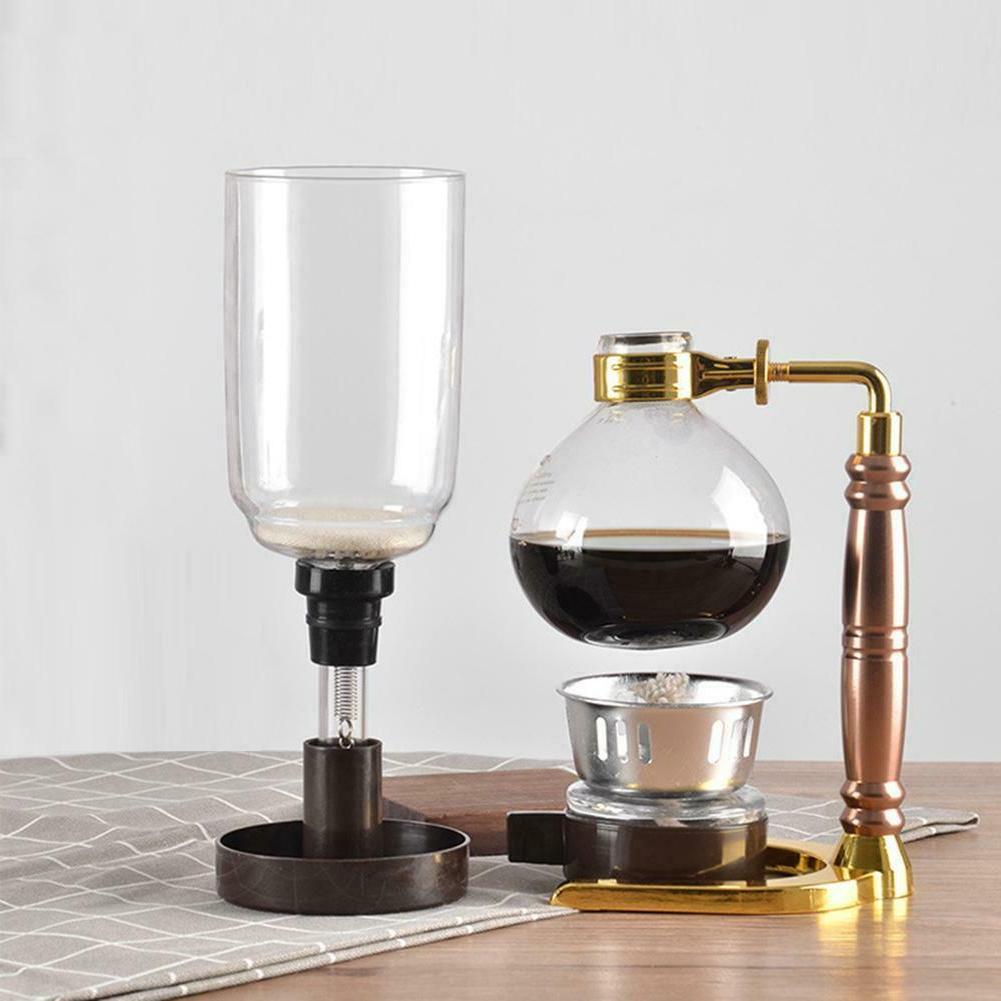 Coffee Maker Siphon Pot Manual