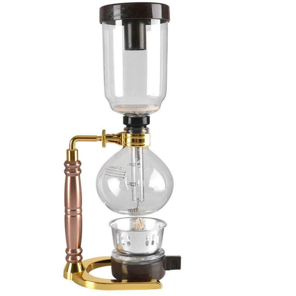 Coffee Tea Maker Siphon Pot Filter Home