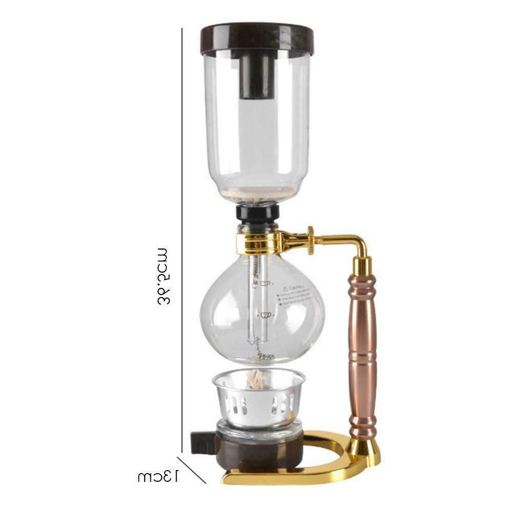 Coffee Maker Pot Manual Coffee Filter Supplies
