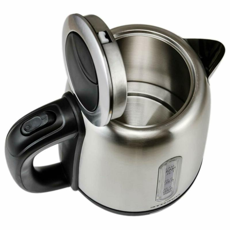 Ovente Cordless Electric 1.7L Hot Water Cuisinart