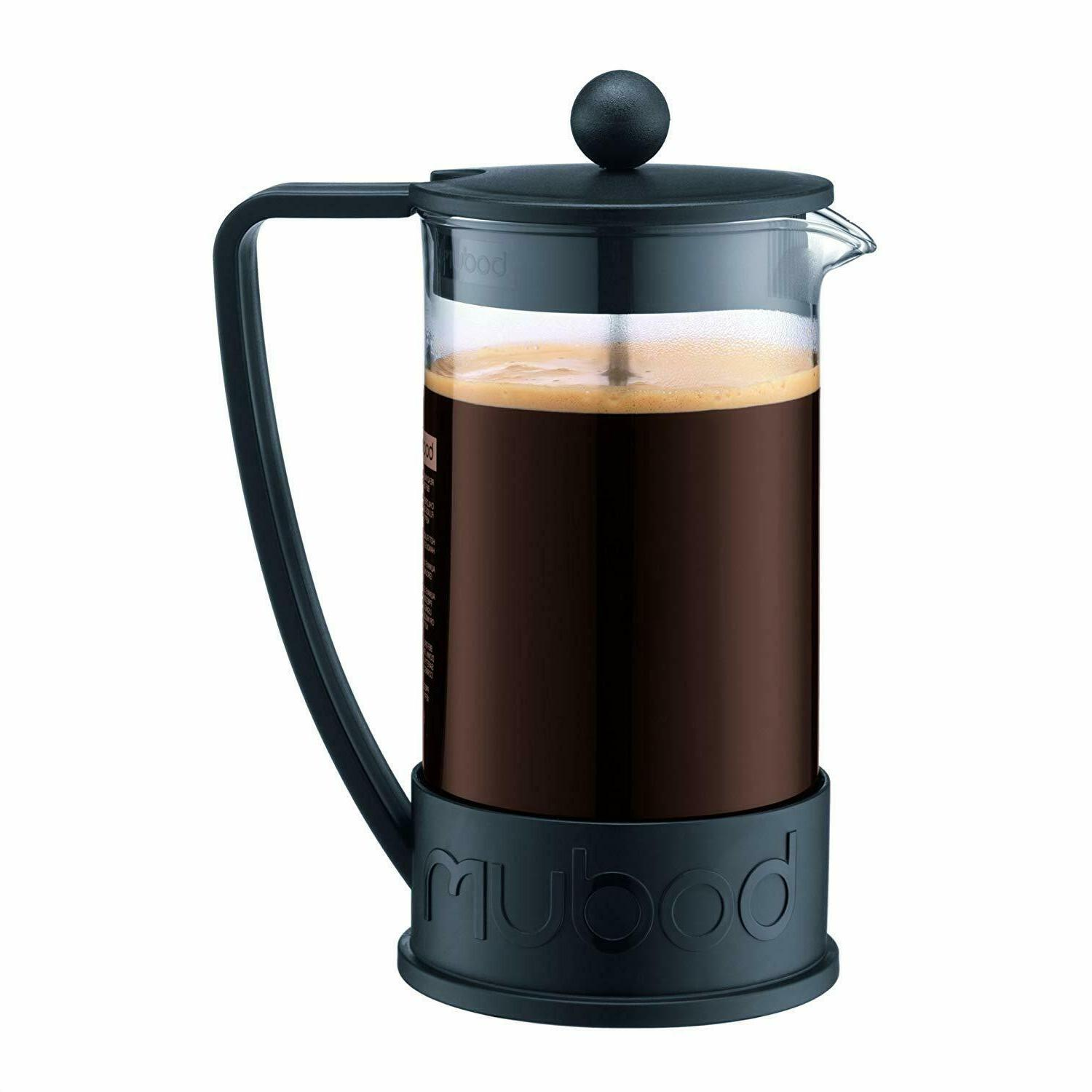 french press coffee and tea maker coffee