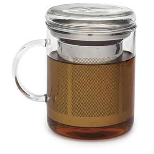 glass mug infuser