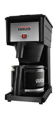 Bunn Coffeemaker 10 Cup Black 120 V, 900 W