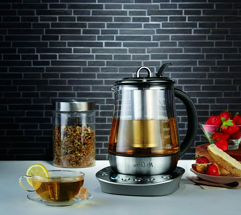 Hot Tea Maker and Kettle,