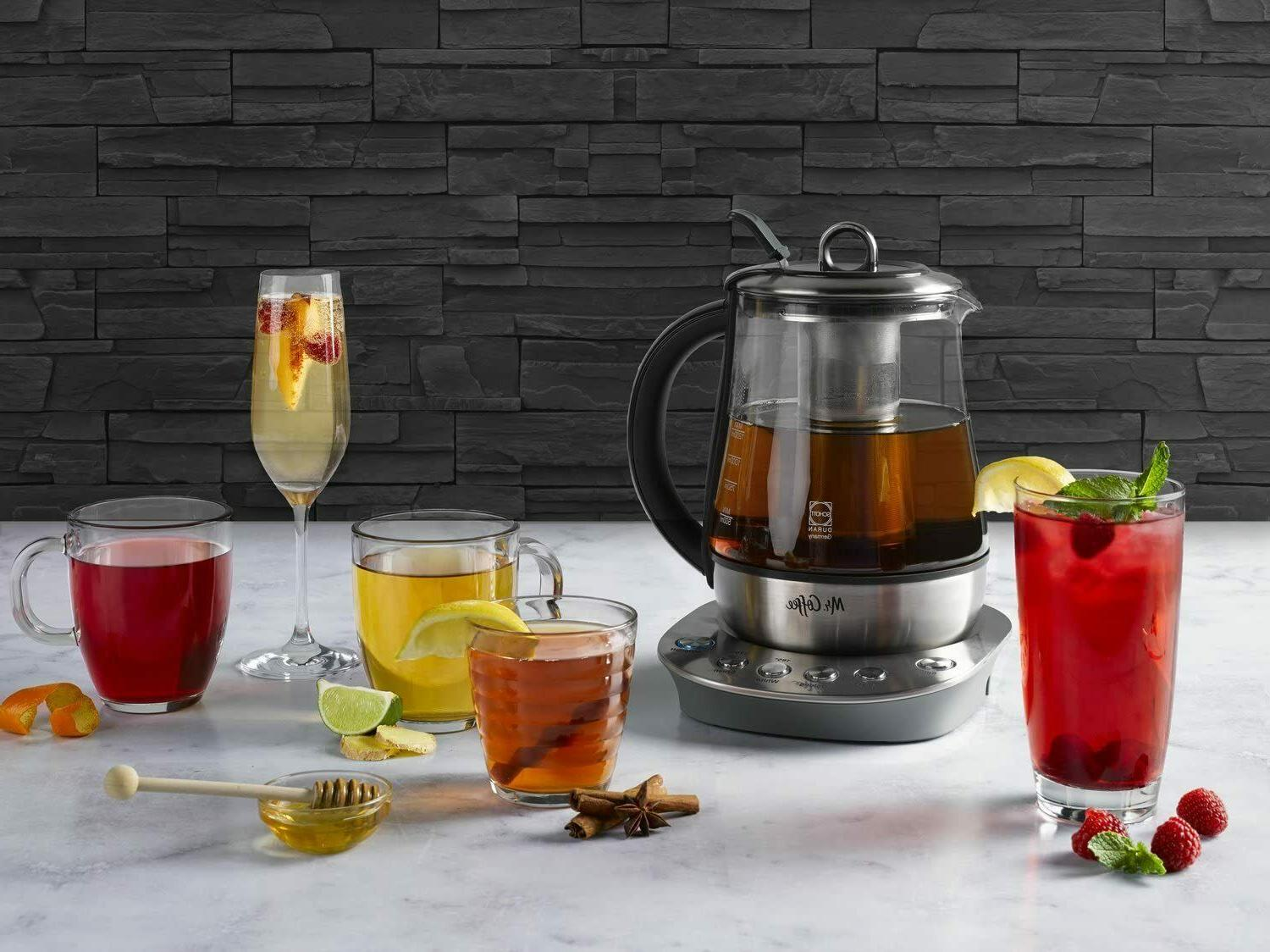 Hot and Kettle, Stainless