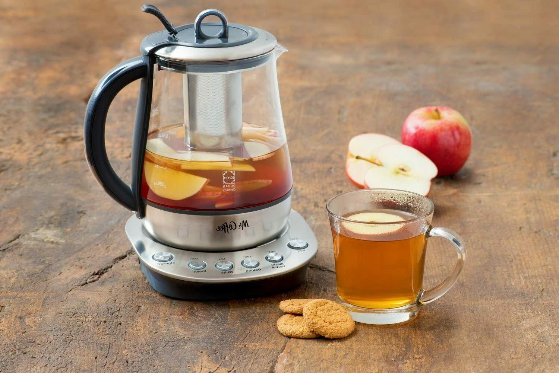 Hot Tea Maker Kettle,