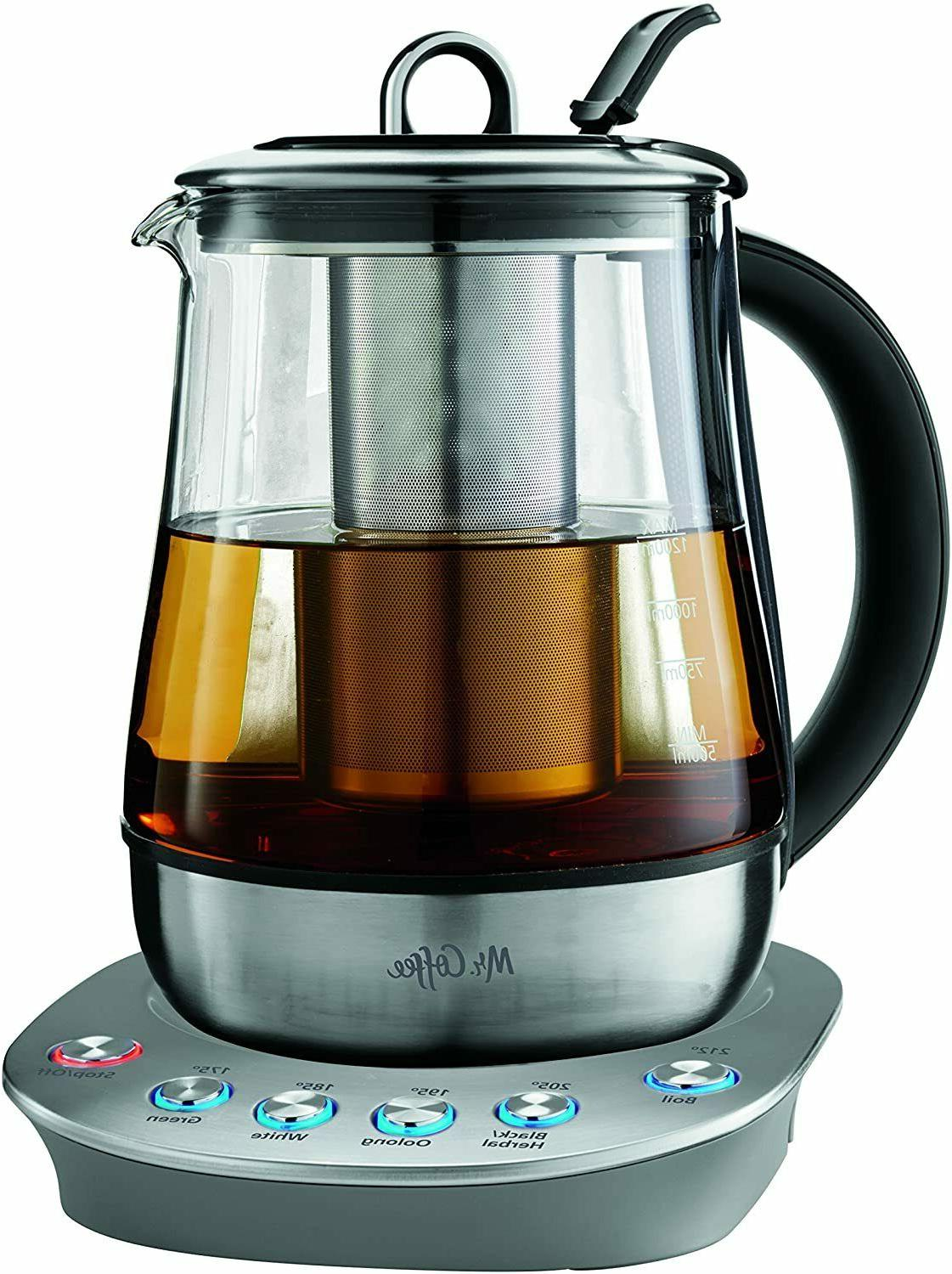hot tea maker and kettle stainless steel