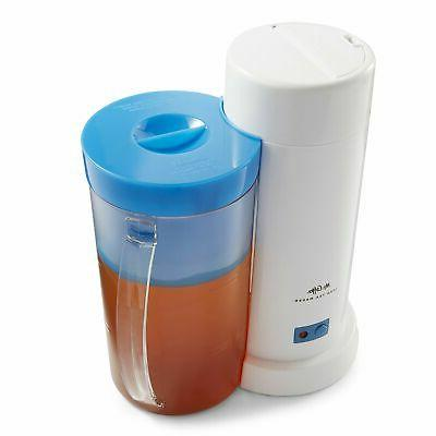 Ice Tea Maker Mr Pitcher Quart or Bagged Tea