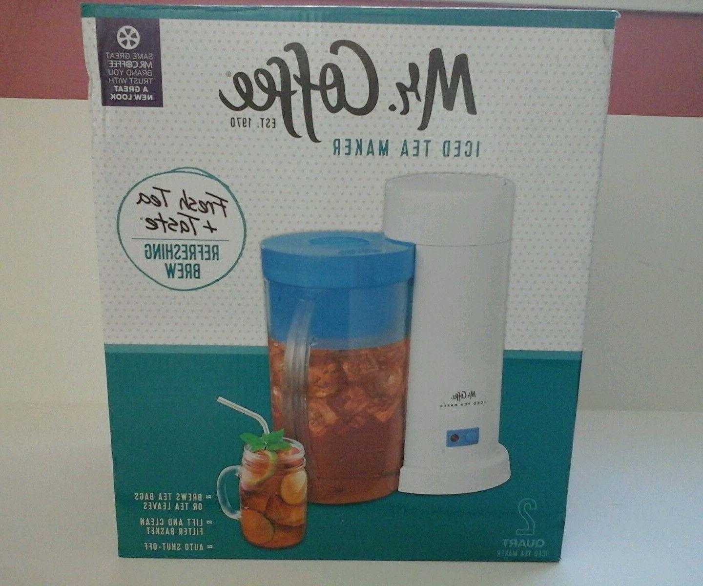 Mr Coffee Maker 2 Quart 102316-8