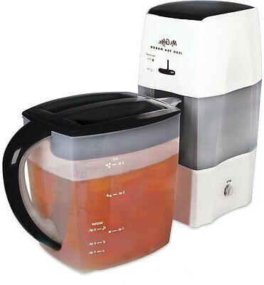 mr coffee 3 quart fresh tea iced