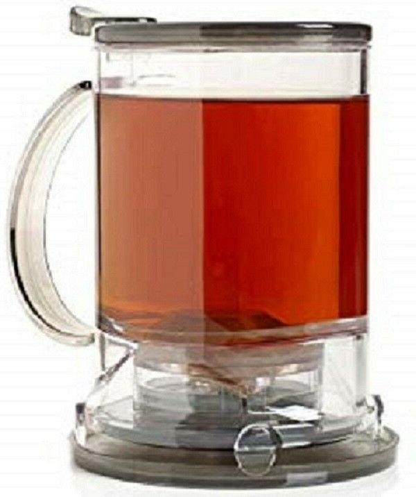 ingenious teapot ingenuitea2 loose leaf tea brewer