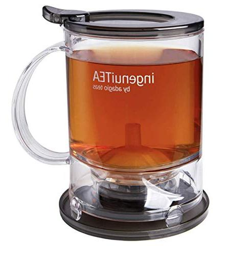 ingenuitea 2 bottom dispensing teapot