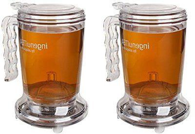 ingenuitea bottomdispensing teapot