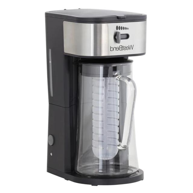 it500 flavorful iced tea maker black