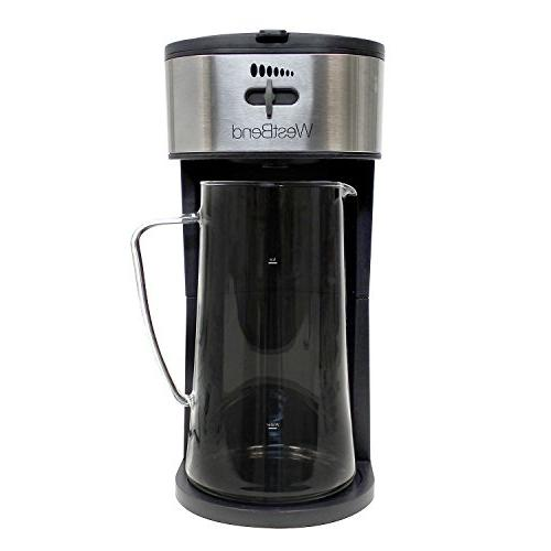 it500 flavorful iced tea maker