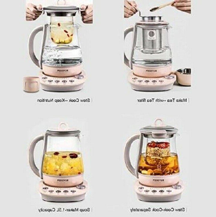 Buydeem Beverage Maker and Kettle L Pale