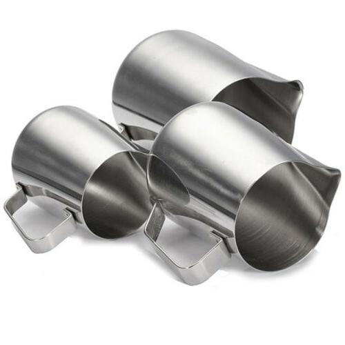 Kitchen Stainless Steel Tea Milk Jug 100 1000mL