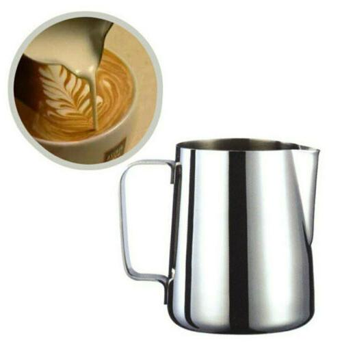 Kitchen Stainless Tea Frothing Jug 100 1000mL