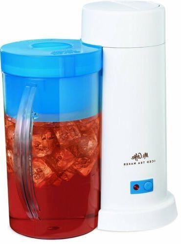 mr coffee 2 quart iced tea maker