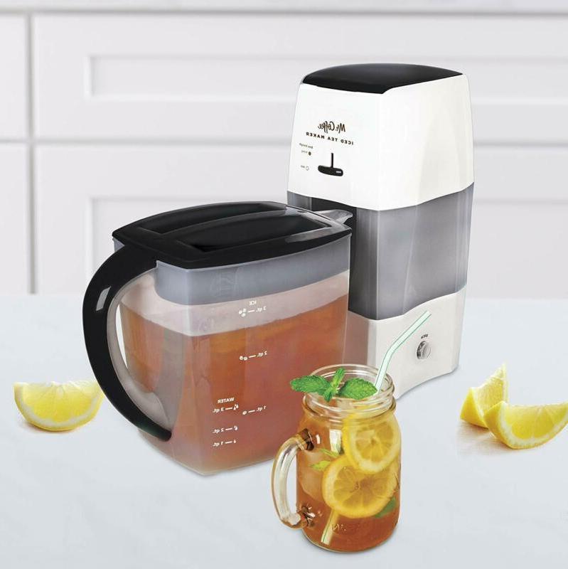 Mr. Tea Iced Maker, Black