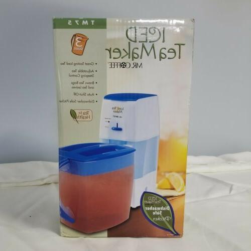 mr coffee iced tea maker tm70 3