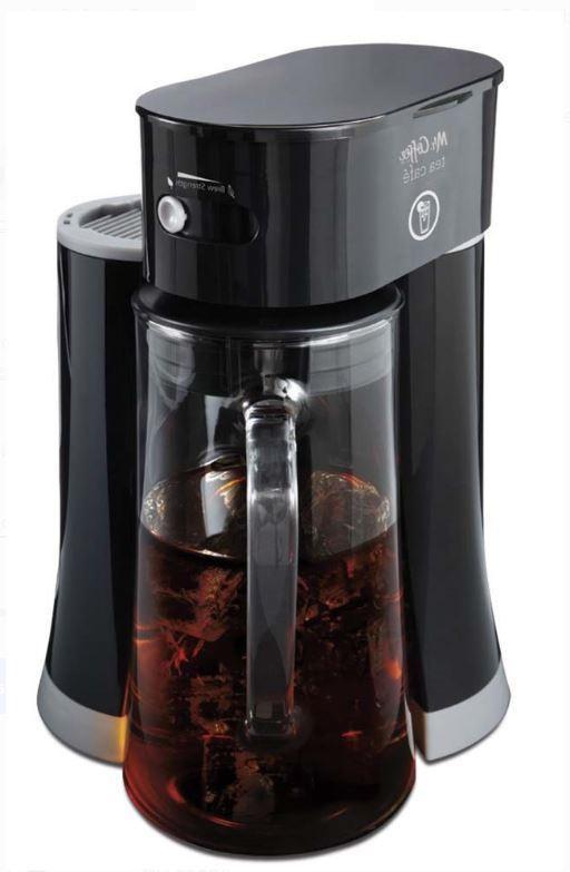 mr coffee tea cafe iced tea maker