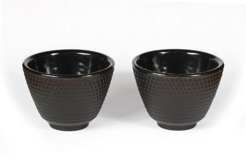 nara cast iron cups