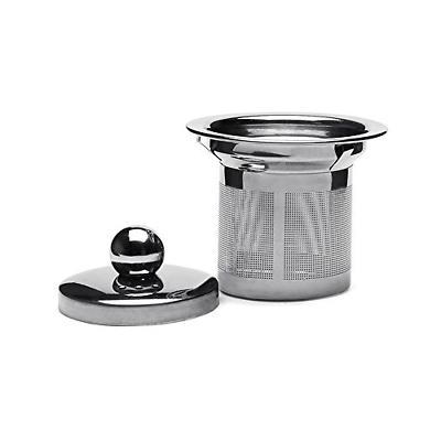 Teabox Glass Pot Oz.
