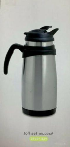 New Timolino 32 oz Vacuum Insulated Travette Tea Maker Pot S