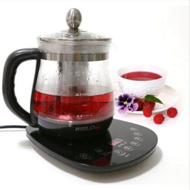New Clerin 5 Temperature Tea Maker Kettle