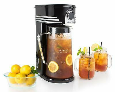 new iced coffee lattes tea maker brewing