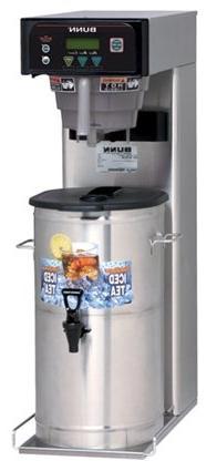 BUNN-O-Matic 41400.0000 5-Gal Iced Tea Brewer, Digital Contr