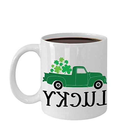 patricks day gifts mug coffee