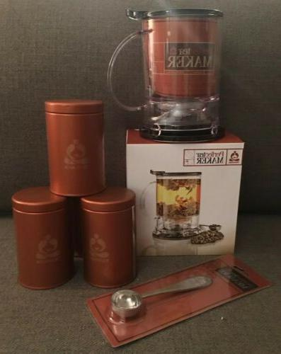 perfect tea maker kit