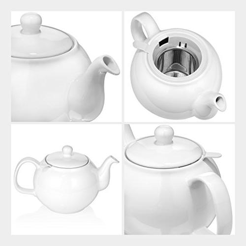 Saki kettle Samovar Tea Maker with Tea-Pot, Infuser, Keep Warm - Water tasty Green, Russian,