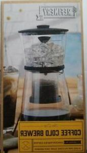 Slow Drip Coffee Cold Brewer and Tea Maker REFINERY AND CO.