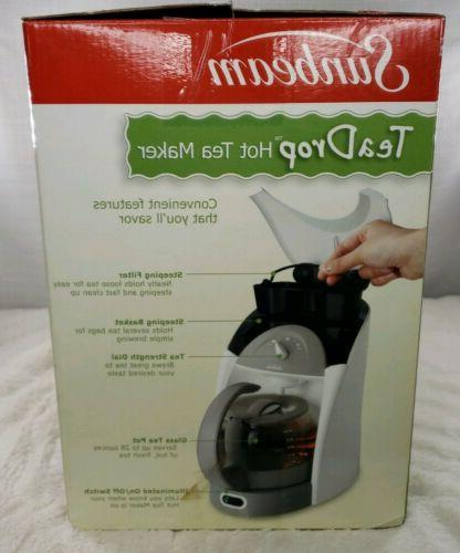 SUNBEAM TEA MAKER NEW BOX