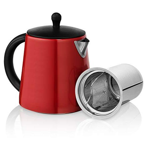 Saki Maker 1.7 L,110 Kettle with Teapot, Heater Thermostat Control, Stainless Boil Overheat in Boiler Tea Pot
