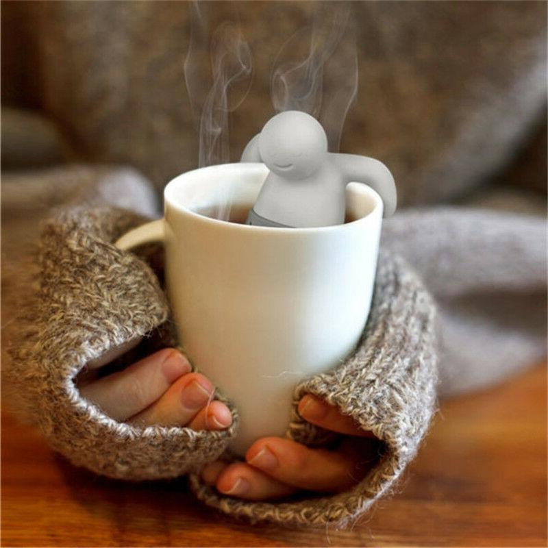 Tea Maker Soaked Food Grade Silicone