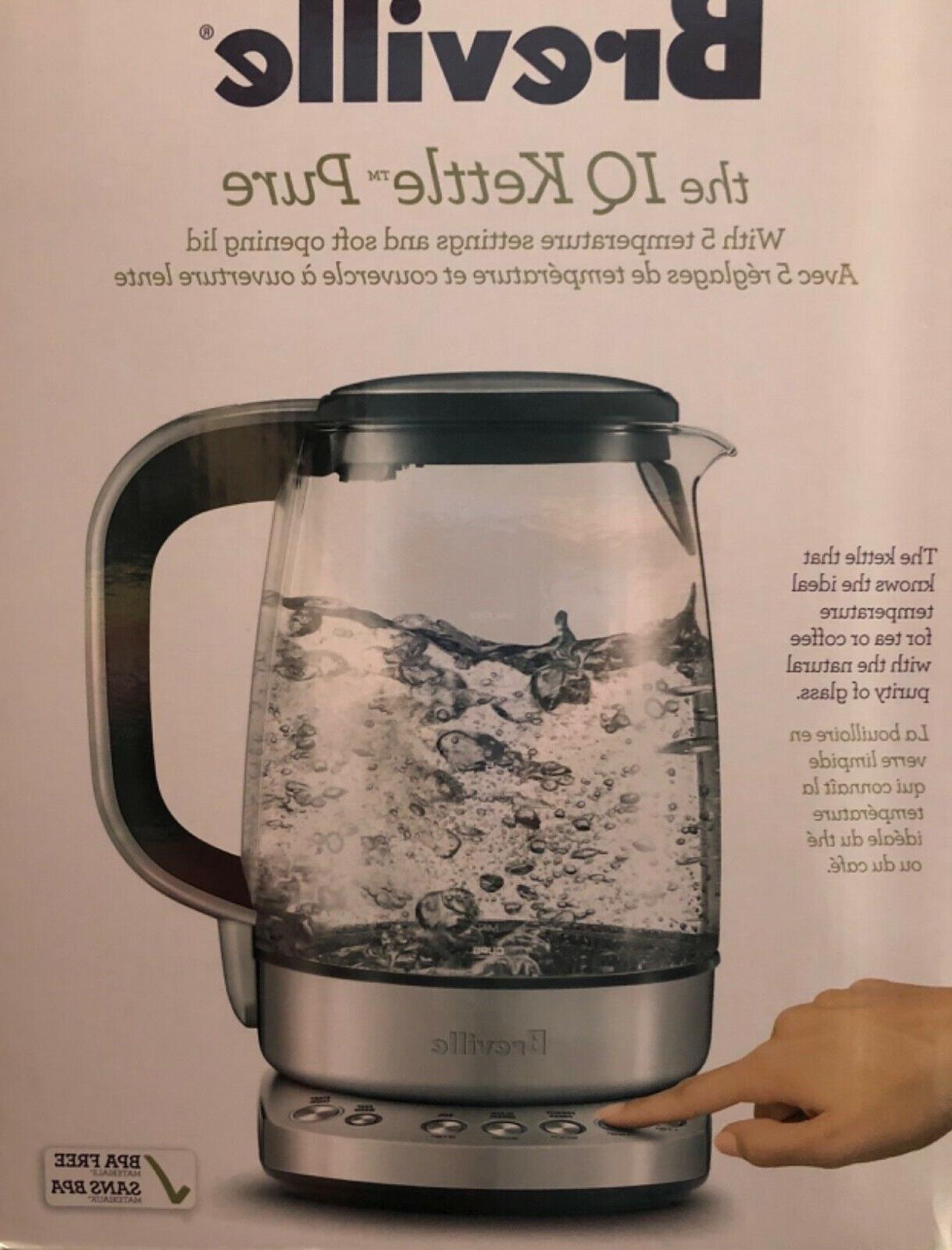 teavana glass variable temp kettle