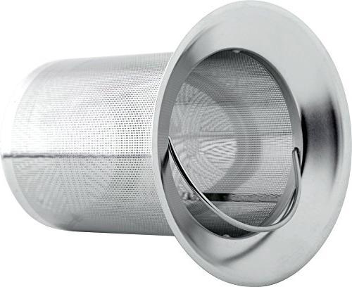 Frieling USA 18/10 Steel Tea Maker Infuser 20-Ounce