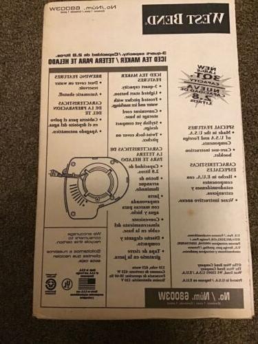 Vintage QUART POT 68003W NEW