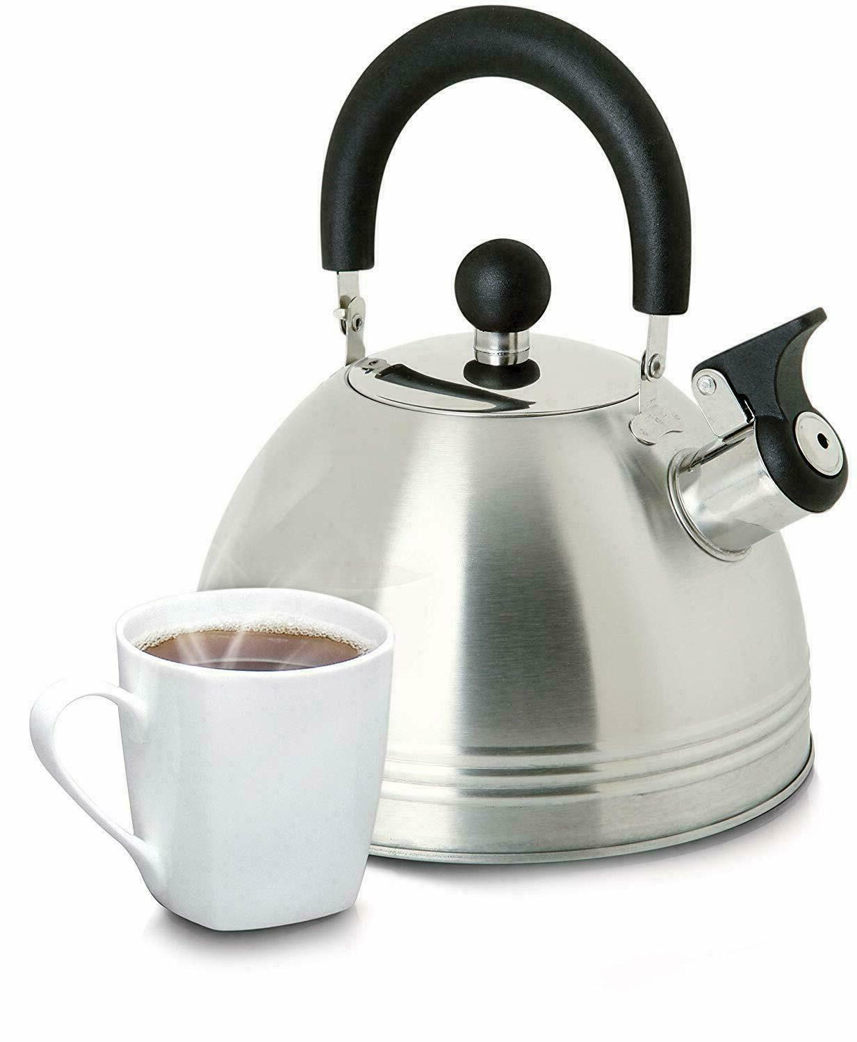 Whistling Tea Stainless NEW