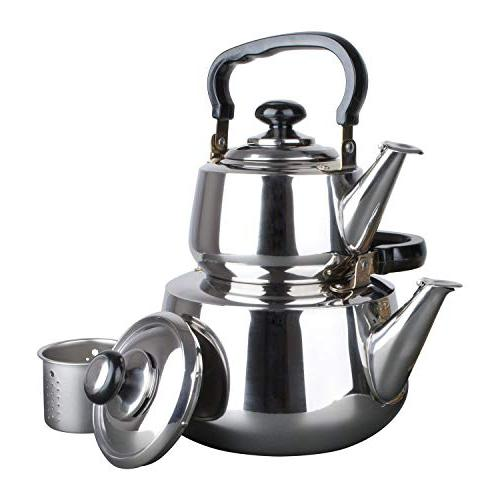 Aramco Tea Kettle, 1.2/3L, Stainless