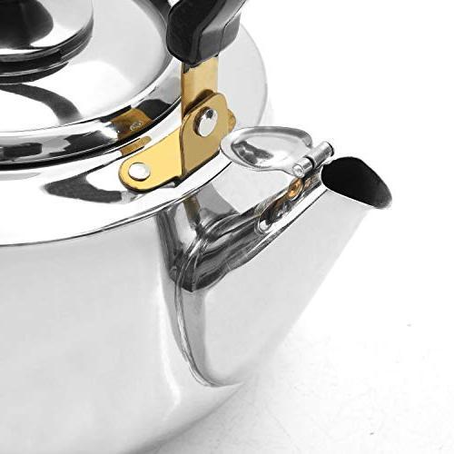 Aramco Double Tea Kettle, 1.2/3L,