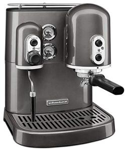 KitchenAid Pro Line Series Espresso Maker with Dual Independ
