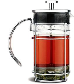 GROSCHE MADRID Premium french Press Coffee and Tea maker, 1