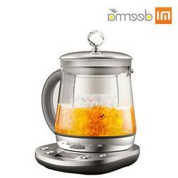 deerma 1 5l electric kettle tea maker