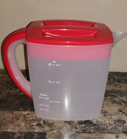 Mr Coffee 3 Quart Replacement Pitcher and Lid Only for Iced