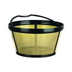 Mr. Coffee Basket-Style Gold Tone Permanent Filter 10-12 cup